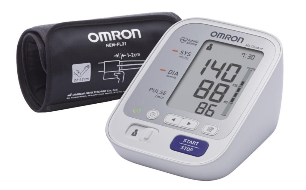 Omron blodtryckM3 Comfort